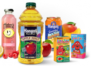 Unhealthiest Foods for Children juice box